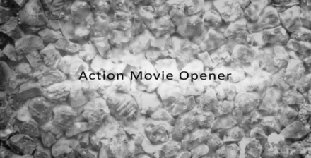 Action Movie Opener