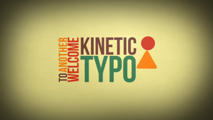 Frisky Kinetic Typo