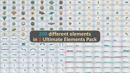 Ultimate Elements Pack